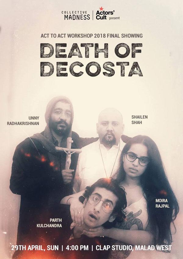 Death of Decosta Play